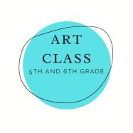 Art Class 5th and 6th grade button